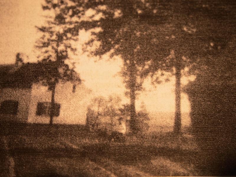 Op Kapittelsbos 1905