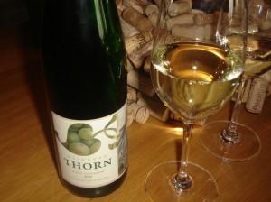 wijngoed Thorn wijn proeven in Thorn